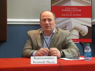Representative Kenneth Shields