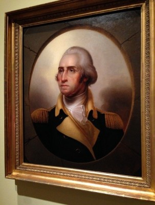 Peale's George Washington