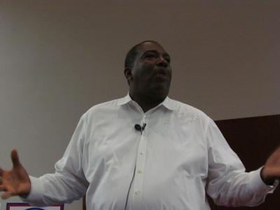 TX Senator Royce West