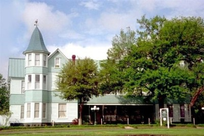 The Woodbine Hotel and Restaurant, Madisonville, TX