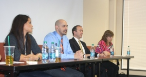 Dean Perez Discusses Law School Admissions