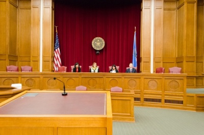 OU Law Courtroom