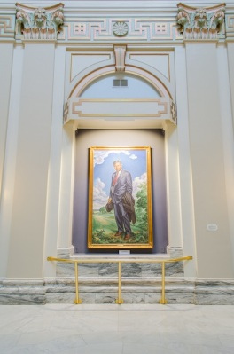 Will Rogers in OKC Capitol