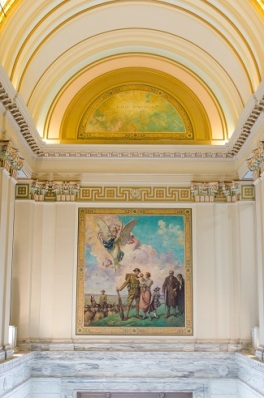 Artwork in State Capitol