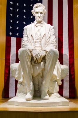 Abe Lincoln, by Balciar