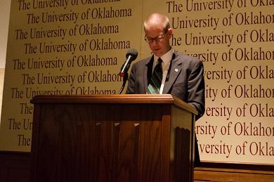 Professor Scott Buchanan