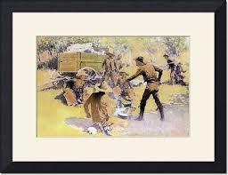 The Quarrel, Remington