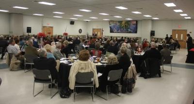 Rep. Branch Keynotes Reagan Dinner