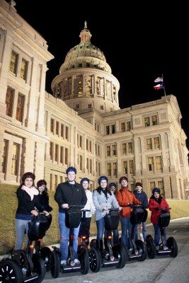 LEAP Center Students at the Capitol