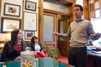 Todd Kercheval Discusses Lobbying