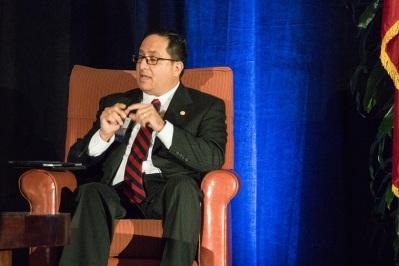 Representative Gonzales