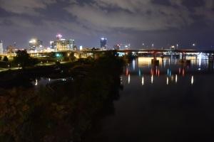 Little Rock at Night