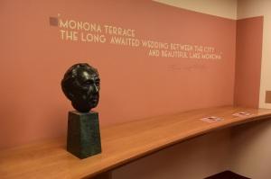 Frank Lloyd Wright Bust