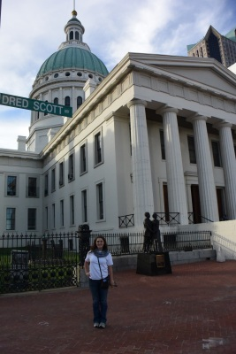Ariel Traub, the Old Courthouse, and Dred Scott