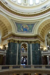 Wisconsin Capitol Building, Interior