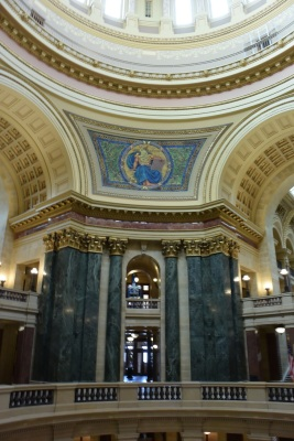Wisconsin Capitol Building, Interior