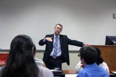 Professor Val Ricks