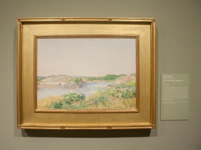 CAI_Hassam_The_Little_Pond_Web