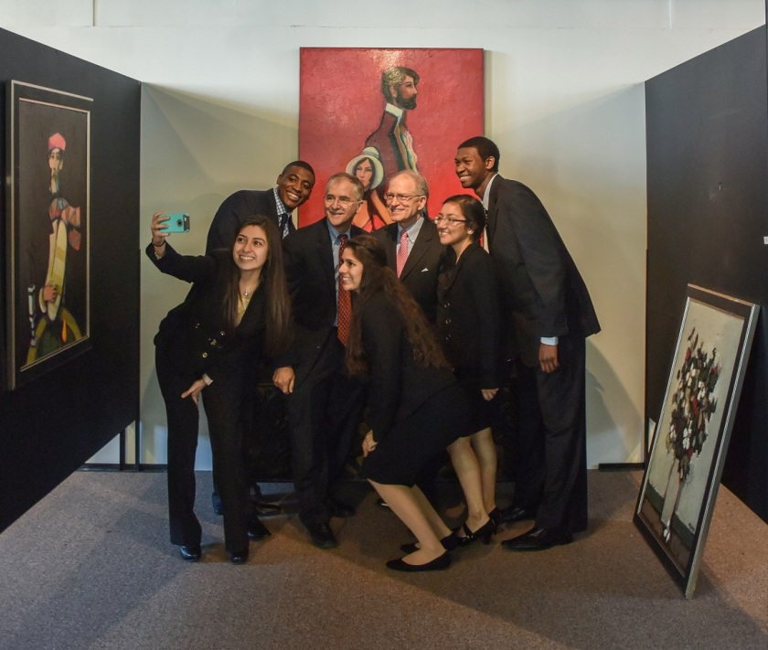 Ambassadors_Gray_Untermeyer_Selfie_2_Web