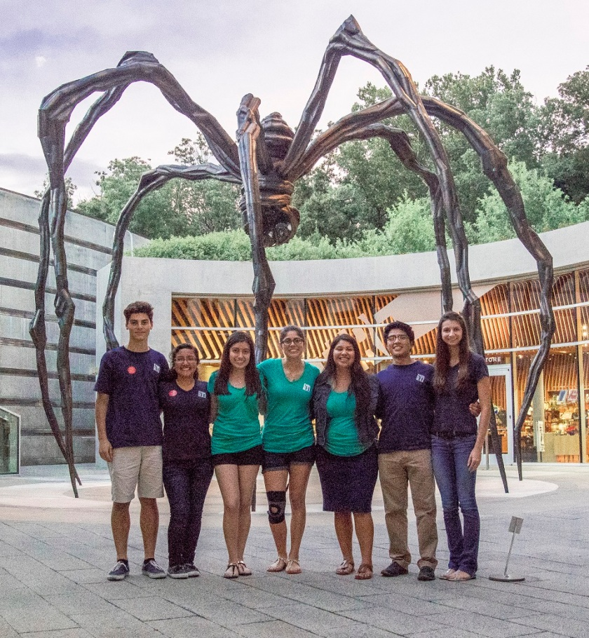 Louise Bourgeois, Maman, Crystal Bridges, Spider