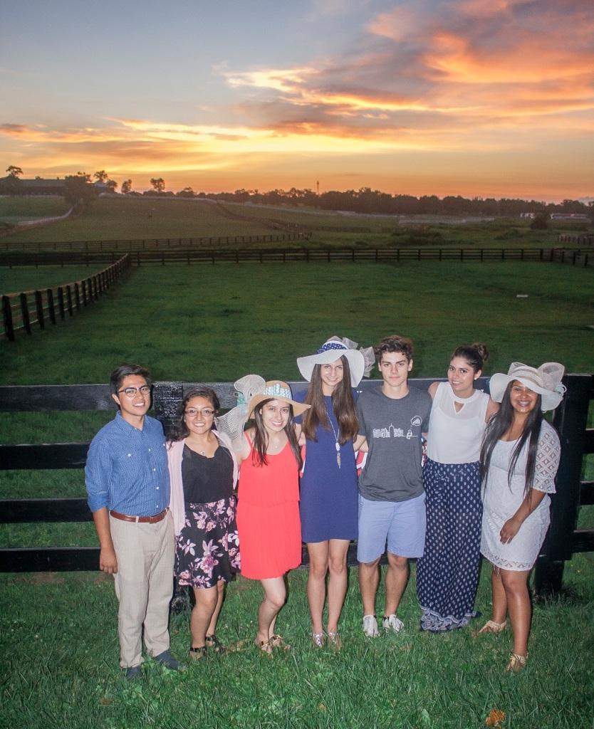Kentucky_Horse_Museum_Sunset_Ambassadors_3_Web
