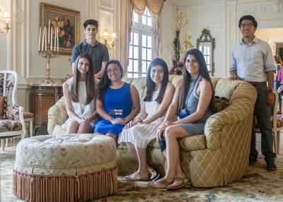LEAP Ambassadors, Kentucky Governor's Mansion