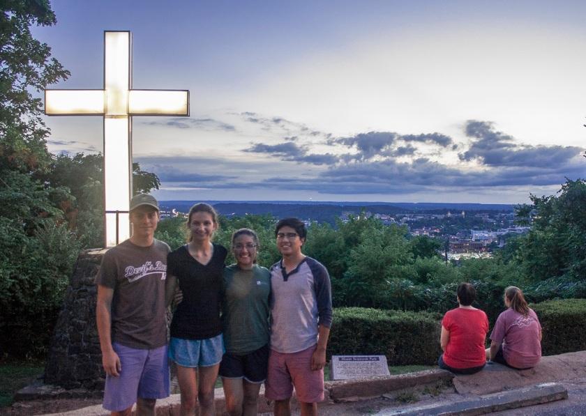 LEAP Ambassadors, Mt. Sequoyah, NW Arkansas