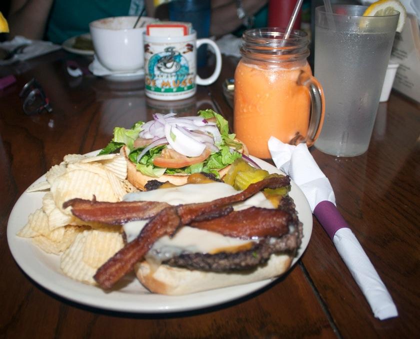 Mud Street Cafe, Eureka Springs