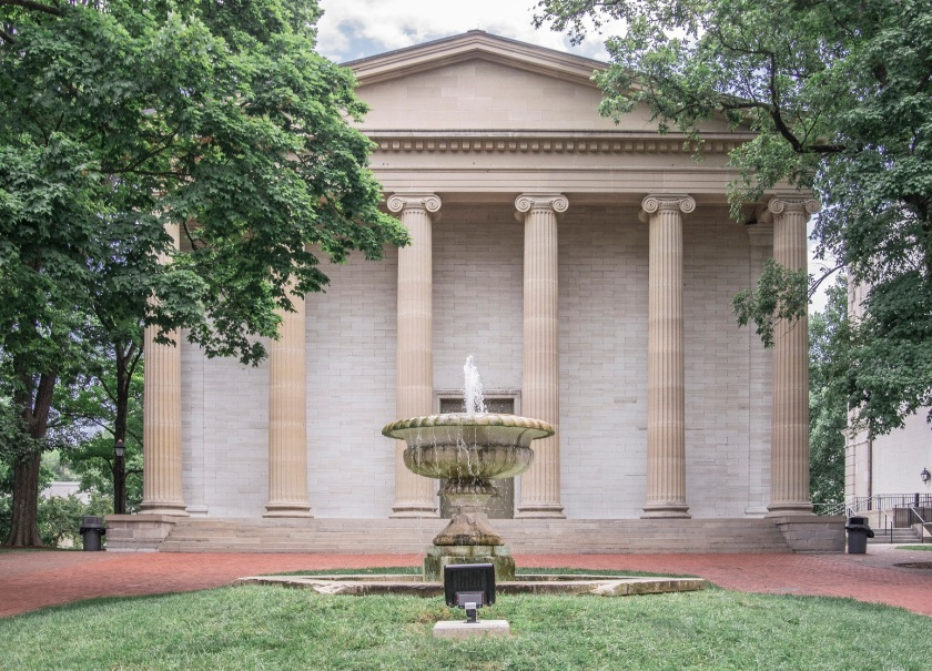 Old State Capitol: Frankfort, Kentucky
