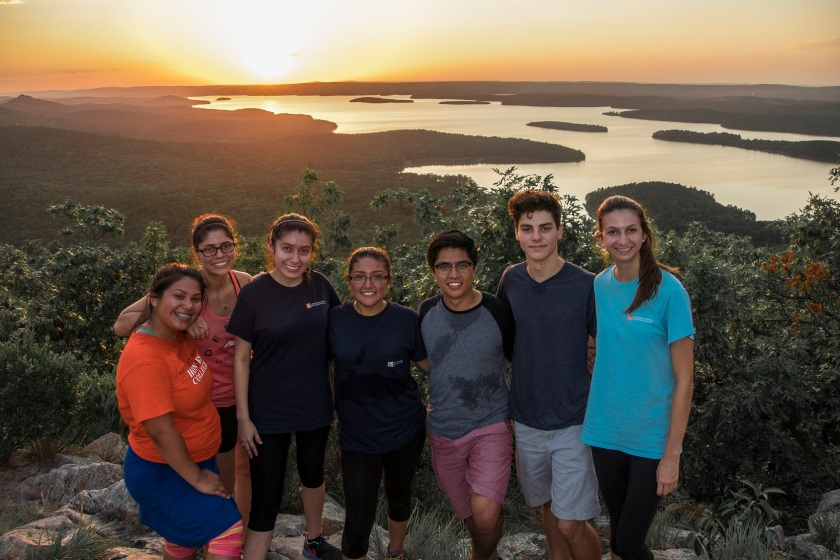 Pinnacle Mountain, LEAP Ambassadors
