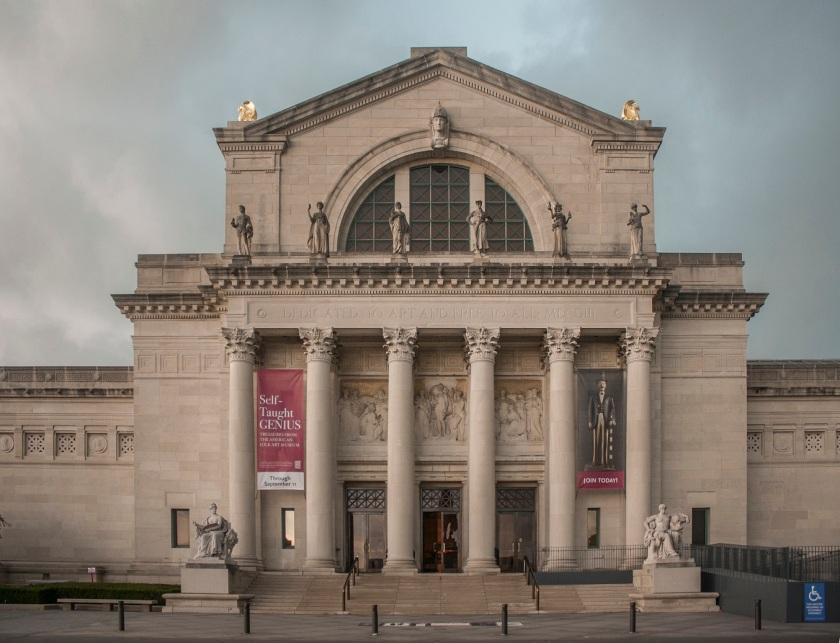 SLAM, St. Louis Art Museum
