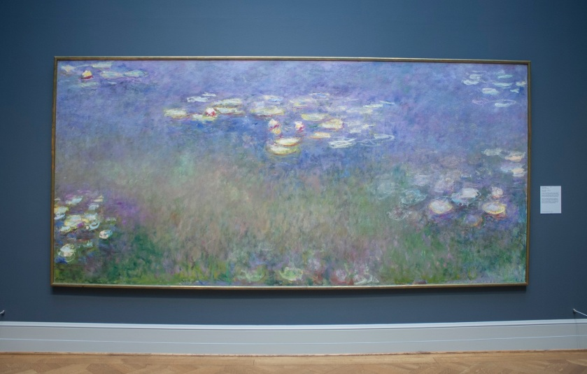 St. Louis, SLAM, Art Museum, Water Lillies, Monet
