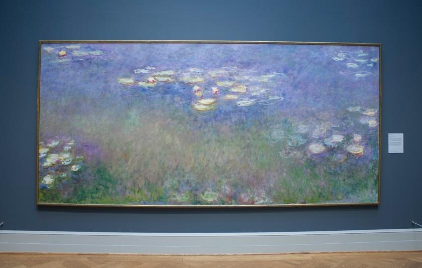 St. Louis, SLAM, Art Museum, Water Lillies, Monet