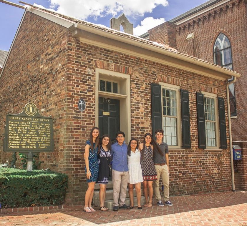 Henry Clay Law Office, Lexington, KY