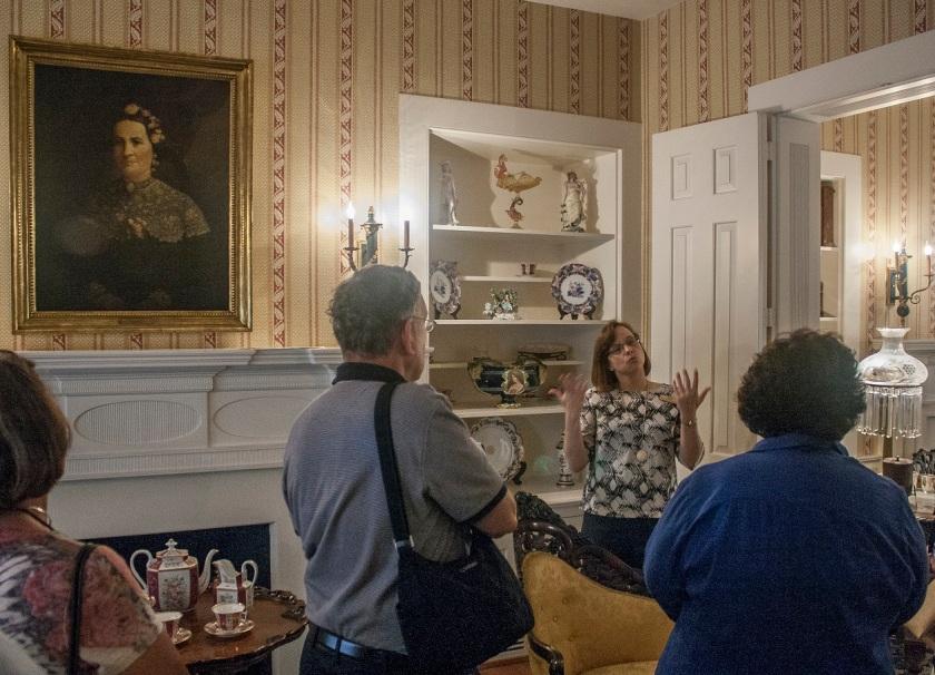 Mary Todd Lincoln Home, Lexington, KY