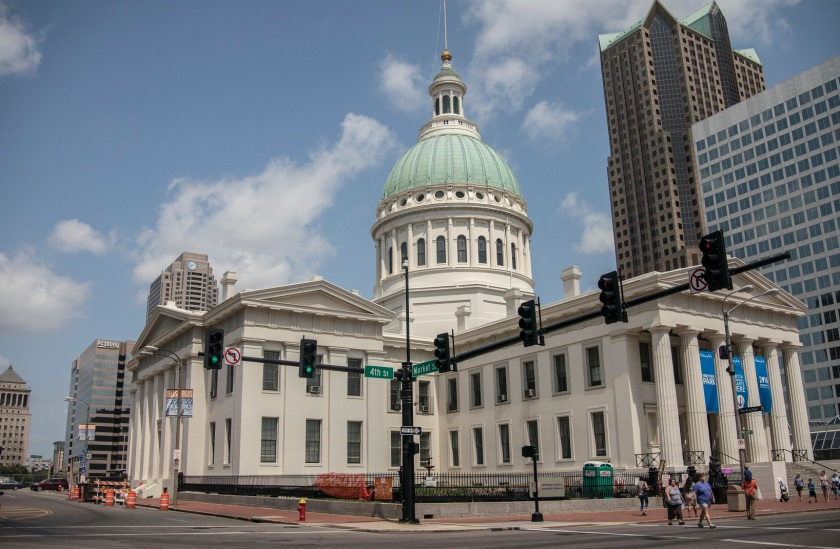 Dred Scott Courthouse, Missouri, St. Louis