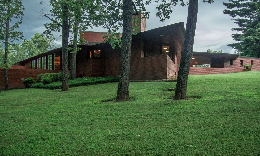 Kraus Homee, Frank Lloyd Wright, Ebsworth Park