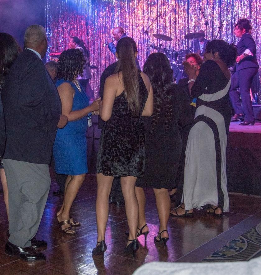 LEAP Ambassadors Dance at State Dinner