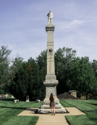 Zachary Taylor Monument