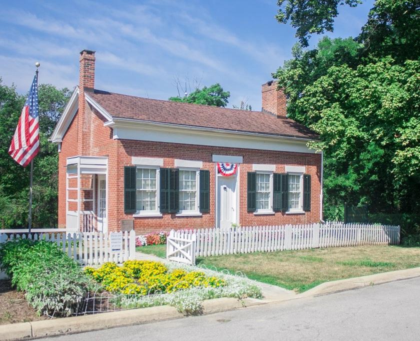 Thomas Edison's Birthplace, Milan Ohio