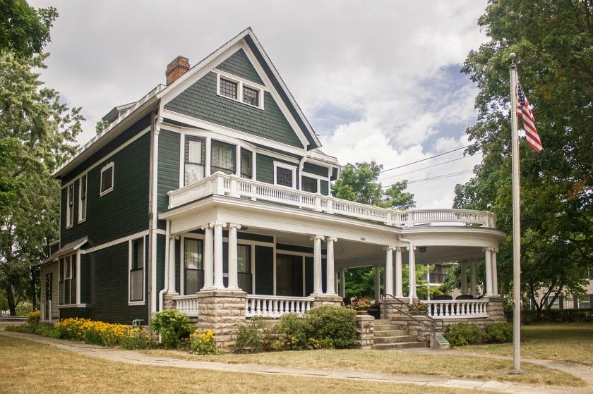 Warren G. Harding Home