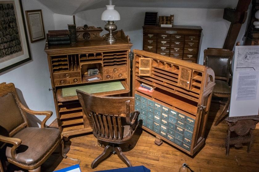Benjamin Harrison Desk, Indianpolis