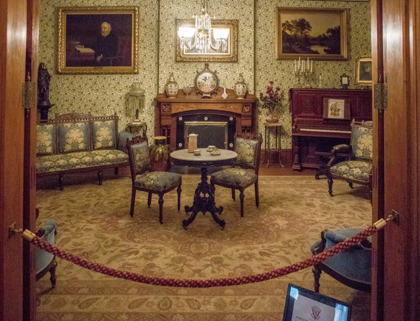 Benjamin Harrison Home, Indianapolis