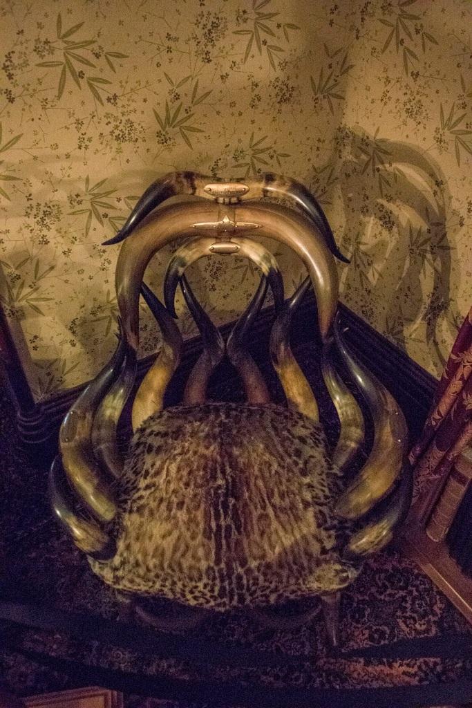 Benjamin Harrison's Chair