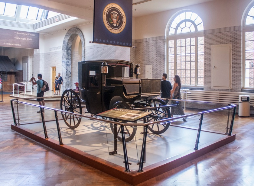Teddy Roosevelt, Brougham, Henry Ford Museum