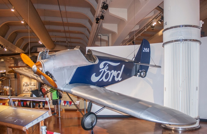 Ford Plane, Henry Ford Museum