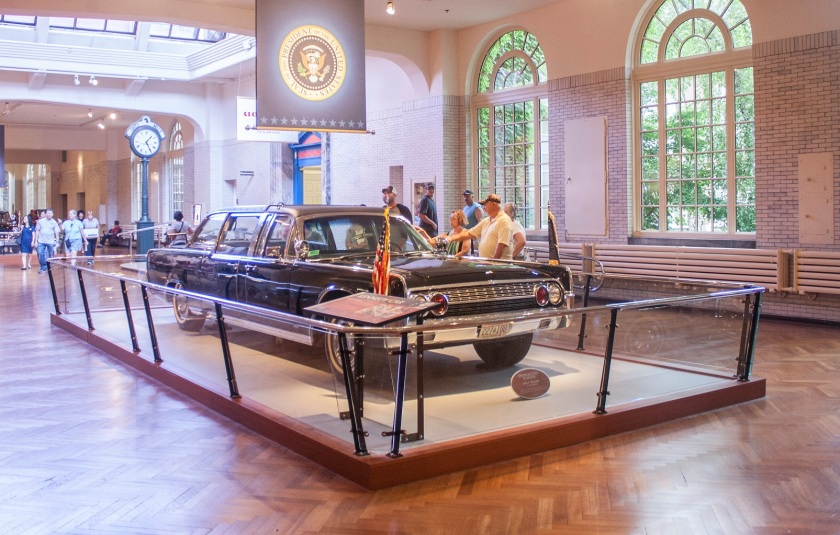 John F. Kennedy Presidential Limousine, Henry Ford Museum