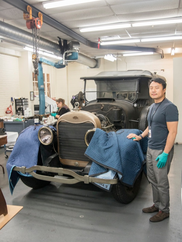 Henry Ford Museum, Conservation
