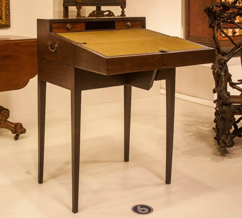 Edgar Allan Poe, Henry Ford Museum, Writing Desk