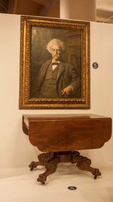 Mark Twain, Writing Desk, Henry Ford Museum